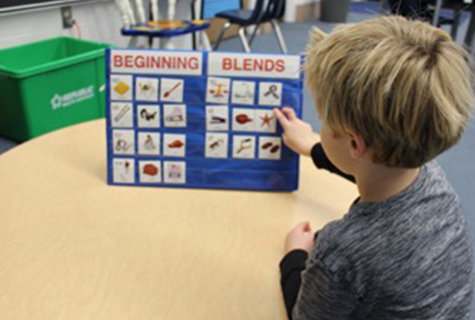 5 Phases Matching Sounds To Letters