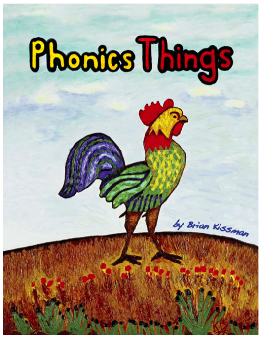 Phonics Things Cover